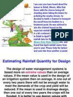 Rainfall Frequency Analysis