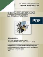2011 DTSS Teknik Pemeriksaan Pemeriksaan Mesin Industri