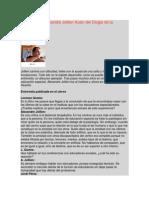 Entrevista a Alexandre Jollien Autor Del Elogio de La Debilidad