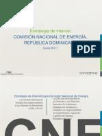 001 - Presentacion Propuesta Estrategia de Internet CNE