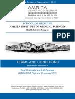 2012 MS MD Brochure