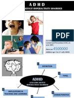 ADHD and Slow Learner