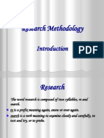 Research Methodology1
