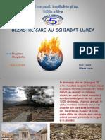 Scoala Gimnaziala 5 Arad- Dezastre Care Au Schibat Lumea