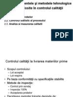 Control MCA.2.
