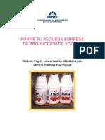 Empresa de Produccion de Yogurt