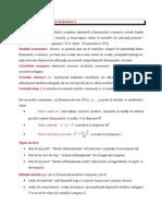 Econometrie - Idei principale