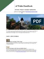 Age of Wulin Handbook