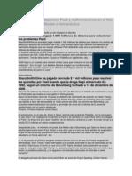 Peligros Del Antidepresivo Paxil y Malformaciones en El Feto