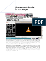 Functii Ascunse VLC