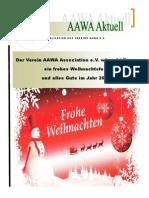 Aawa Aktuell Nr.75 - Dezember 2013
