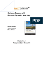 9781849687027_Customer_Success_with_Microsoft_Dynamics_Sure_Step_Sample_Chapter