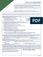 Application to Issue a Bank Guarantee - Cerere Pentru Emiterea Unei Garantiibancare (2)