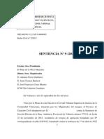 STS CV 6-9-13 Custodia Compartida Por Defecto Ley Valenciana