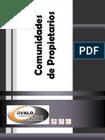 Catálogo  COMUNIDADES PROPIETARIOS