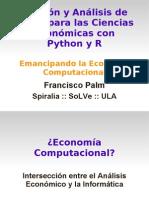 Gestión y Análisis de Datos para las Ciencias Económicas con Python y R