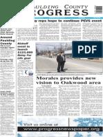 Paulding County Progress January 22, 2014