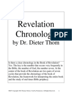 Revelation Chronology