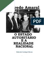 Azevedo Amaral - O Estado autoritário e a realidade nacional