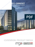 MgO Corp Pty Ltd Company Commercial Product Range