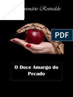Livro eBook o Doce Amargo Do Pecado