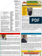 Rotary Club of Kampala Naalya Weekly Bulletin, January 22, 2014