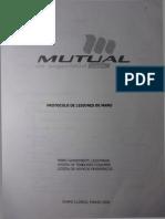 Protocolo de Lesiones de La Mano - MUTUAL