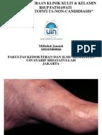 Dermatophyta Non Kandidiasis