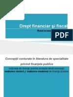 drept financiar