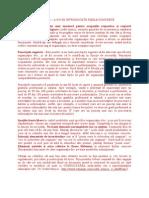 Model Fisa Post - Muncitor Necalificat La Asamblarea Montarea Pieselor