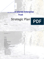 Chatham Island Enterprise Trust Strategic Plan 2009
