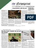 Libertynewsprint 9-23-09 Edition
