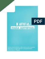 De Artistas Para Artistas Bogota