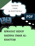 Saidina Umar Al-Khattaab