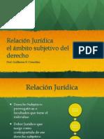 Relación Jurídica2
