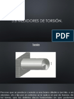 3.8 Medidores de Torsion