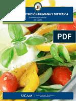 Grado Nutricion