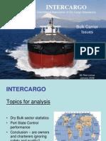Bulk Carrier Issues