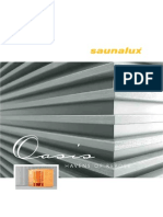 Saune Cu Infrared Si Uscate Saunalux General Catalog Eng 49506