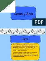 Datos y Azar (2)