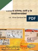 Conferencia Ichma Colli Biodiversidad