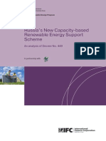 Russia's New Capacity-Based, Renewable Energy Support Scheme