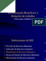 gestão de RH2 completo Remuneração e Benefícios