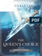 THE QUEEN'S CHOICE by Cayla Kluver - Chapter 1 Excerpt