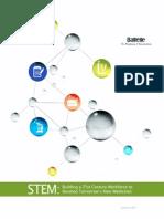 PhRMA STEM Education Report 2014