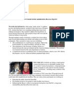 Profiles of Communities Addressing Racial Equity