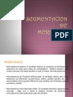 Diagnostico de Mercado Segmentacion Xp
