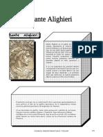 1ero. Año - LIT - Guía 3 - Dante Alighieri