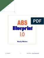 Six pack abs blueprint