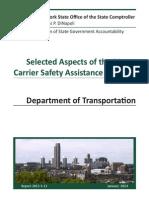 Trucker Safety